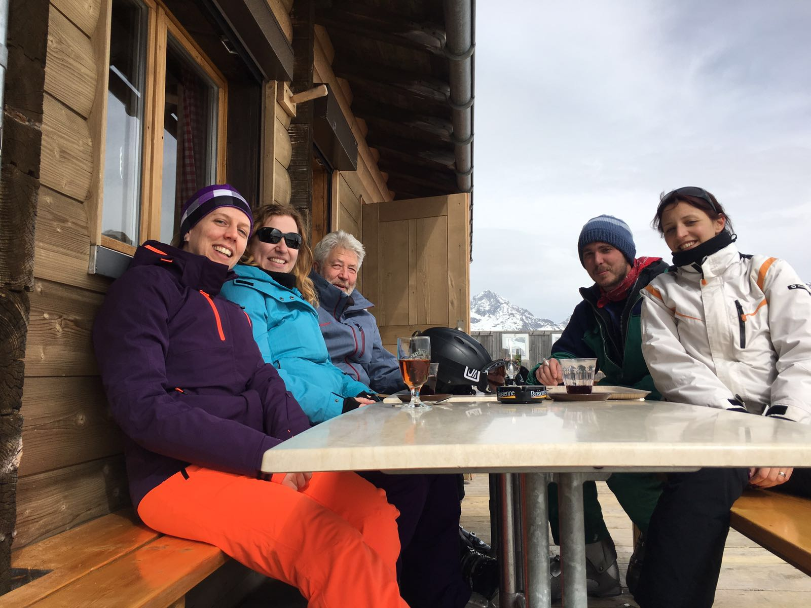 2016 Skiweekend Bivio