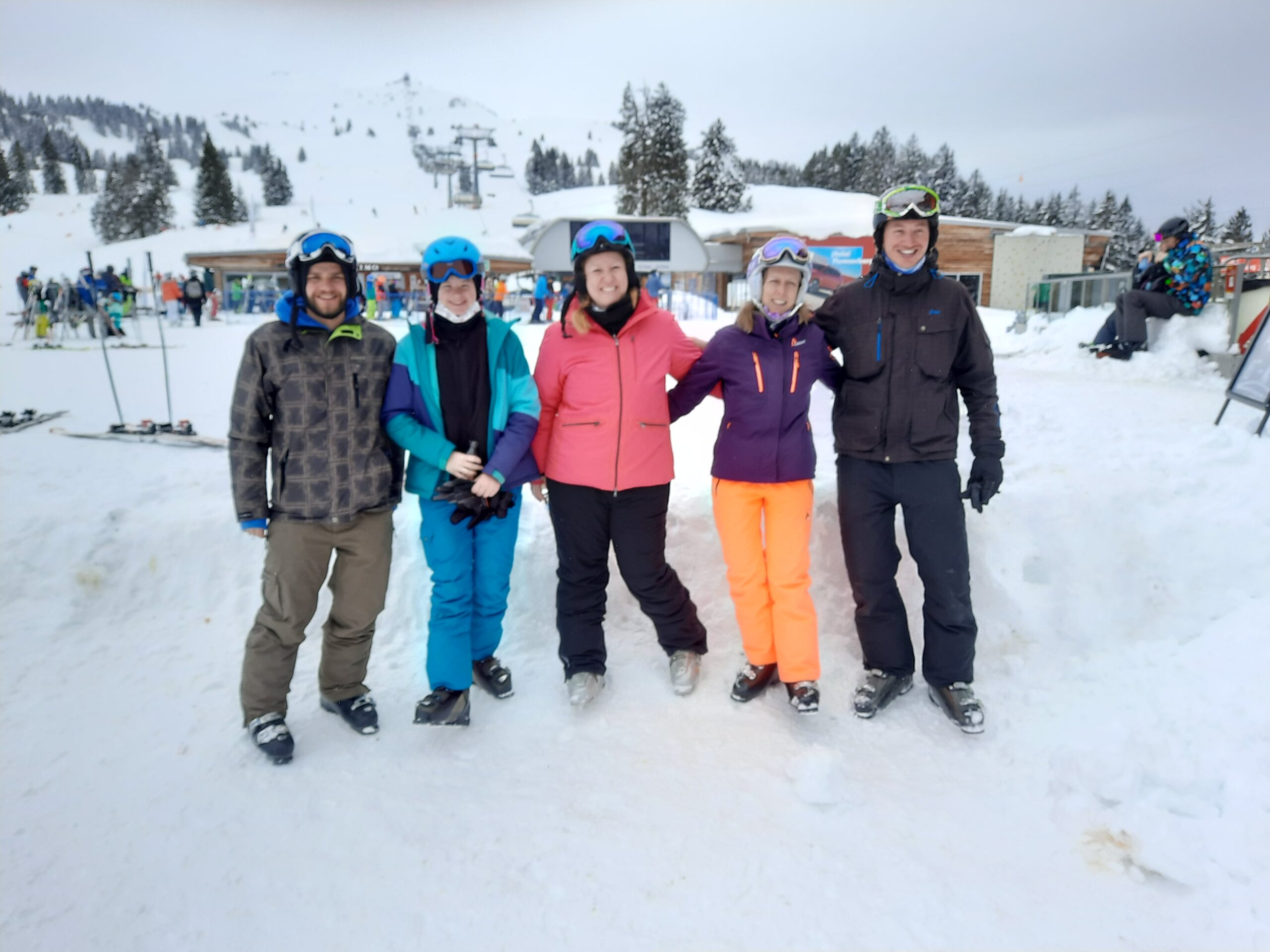 2021 Skiweekend
